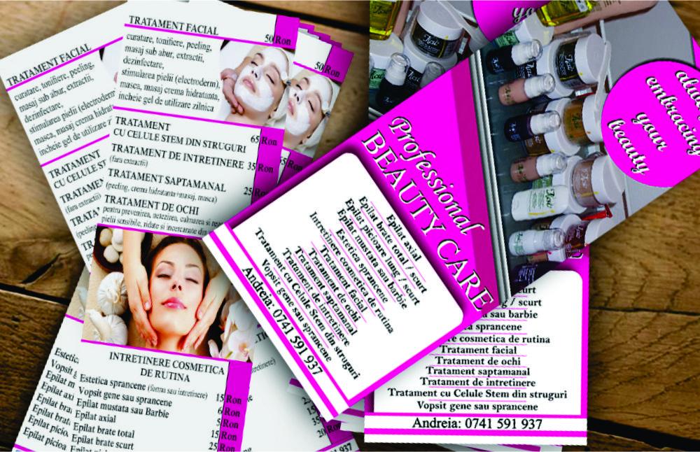 Flyer Cosmetica