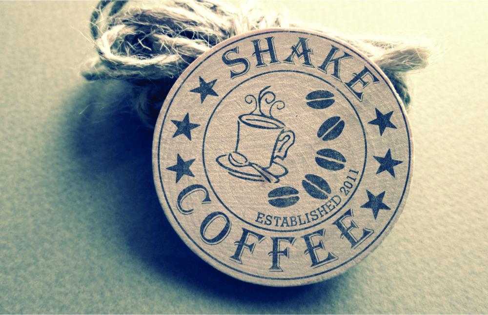 Stampila Shake Coffee