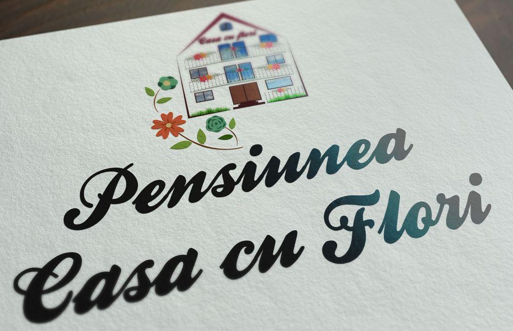 Logo Pensiunea Casa Cu FLori Sacele