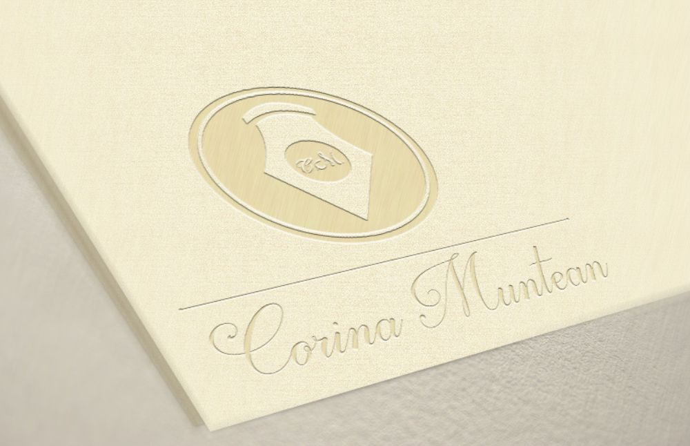 Logo Design - Scriitor Corina Muntean