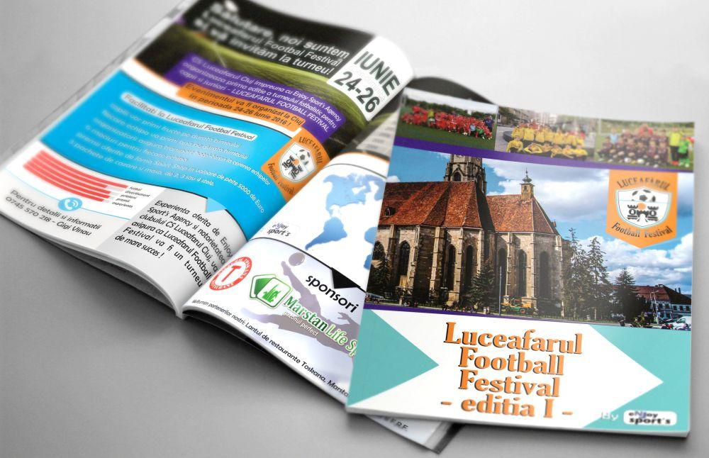 Revista Luceafarul Football Festival
