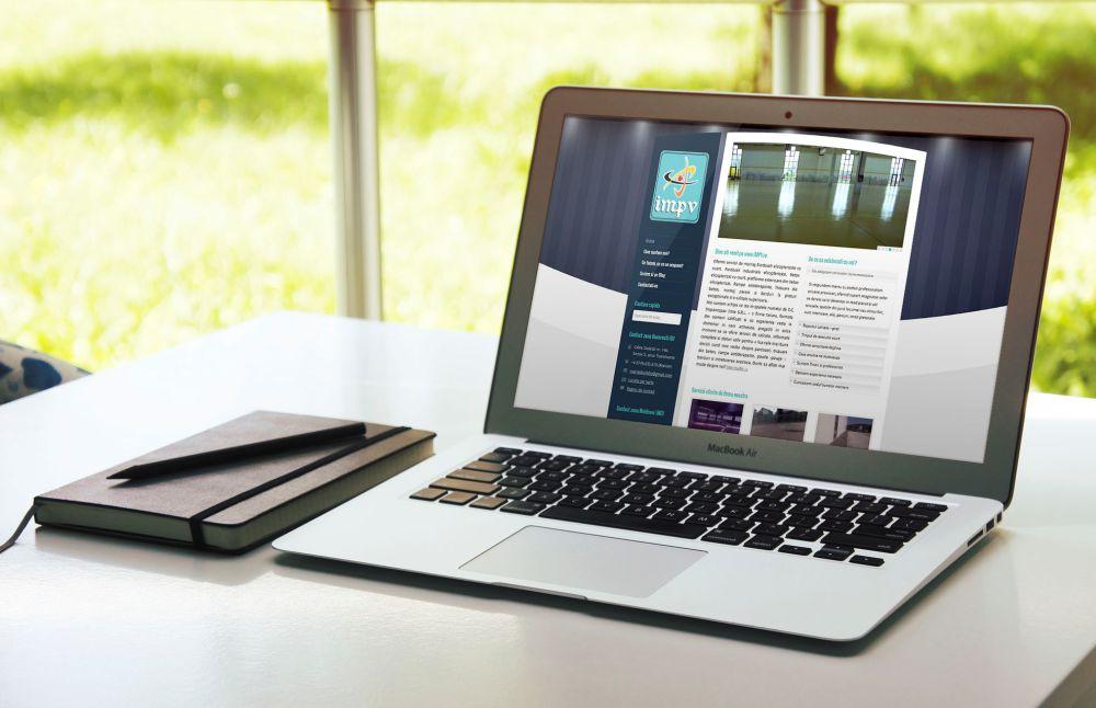 Website Impv - Pardoseli Elicoperizate