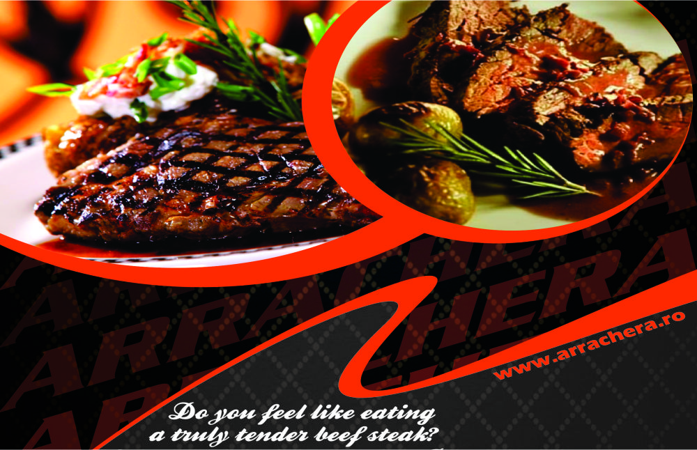 Flyer A5 Arrachera