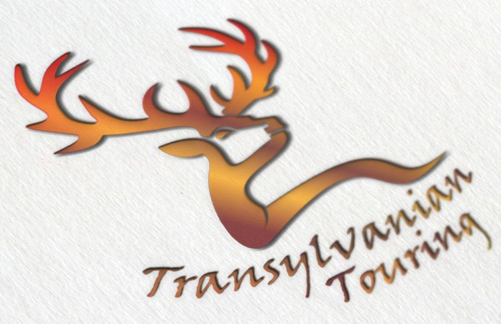 Grafica logo Transilvanian Touring