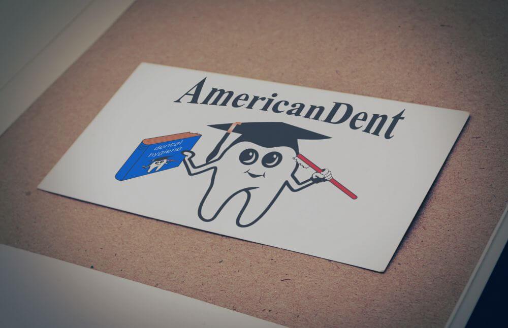 american-dent-vectorizare-logo