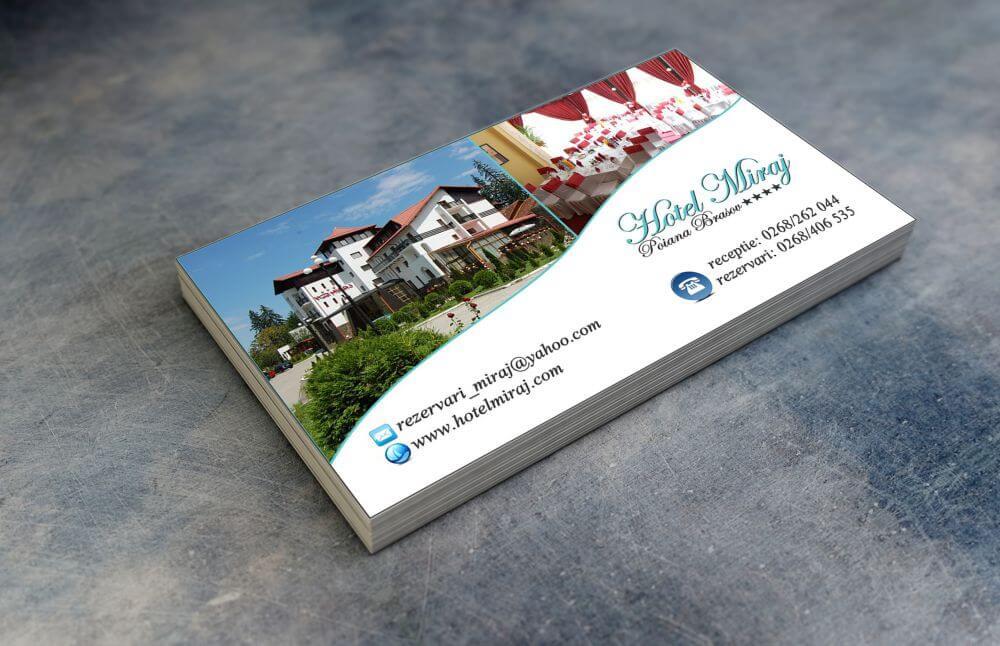 Carti vizita Hotel Miraj