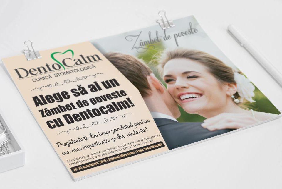 Afis Promo Facebook - Clinica Stomatologie Dentocalm Cluj