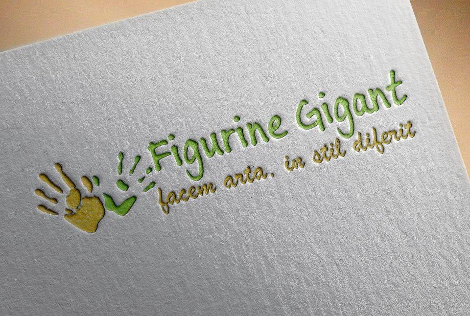 Grafica - Design Logo Figurine Gigant din Polistiren
