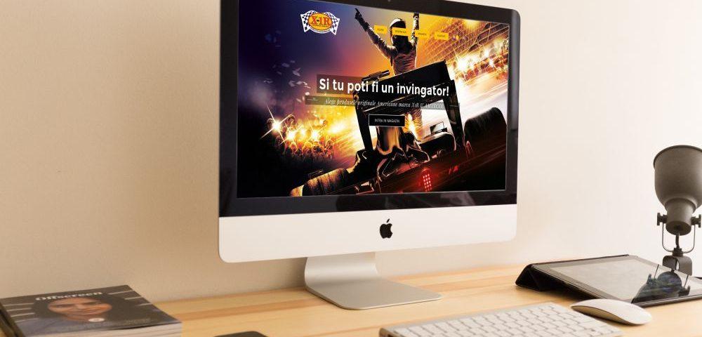 Website X1R Romania - Uleiuri Auto si Tratamente pentru motor