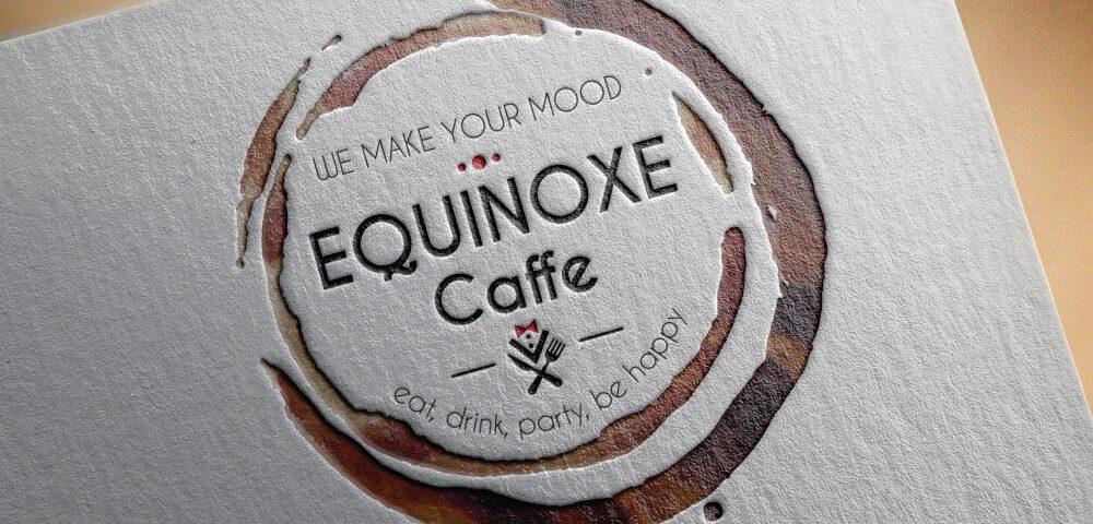 Logo Equinoxe Cafe Bucuresti