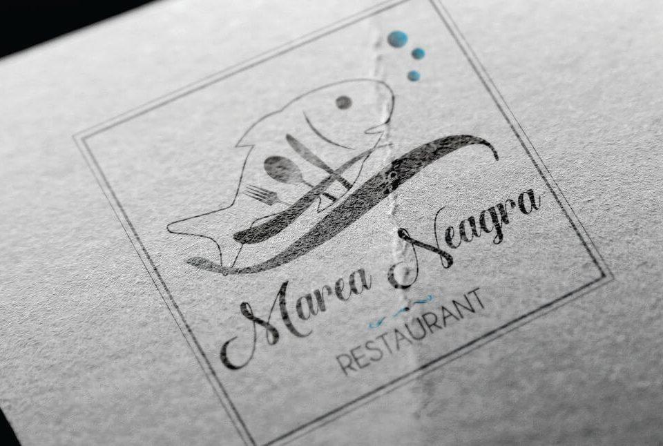 Logo Restaurant Marea Neagra