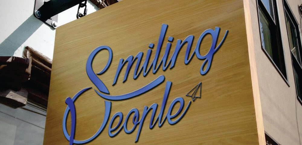 Logo Smiling People France