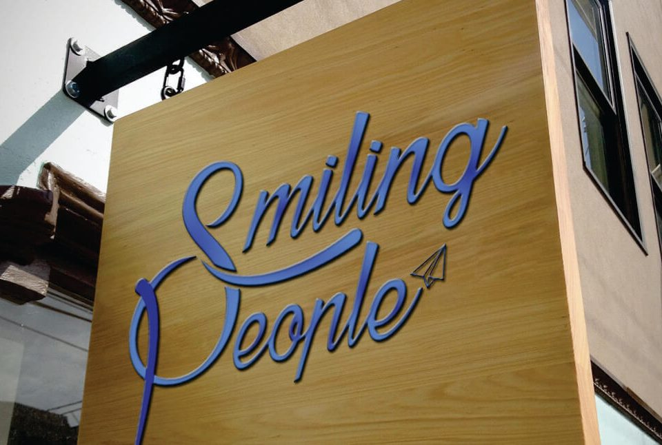 Logo Smiling People France
