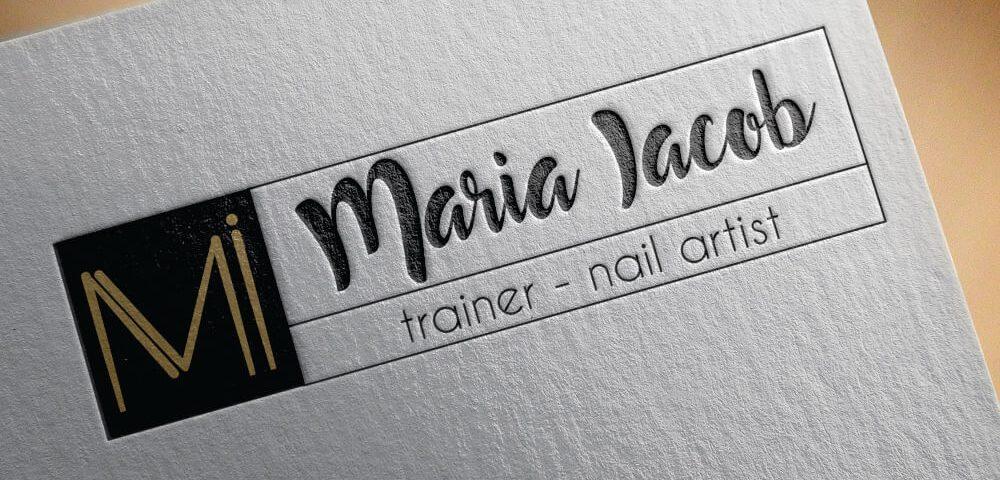 Logo Design Nail Artist
