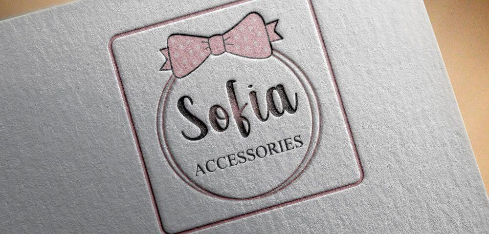 Design Logo Sofia Accessories