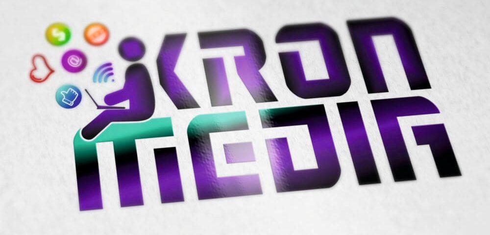 Logo Kron Media Brasov
