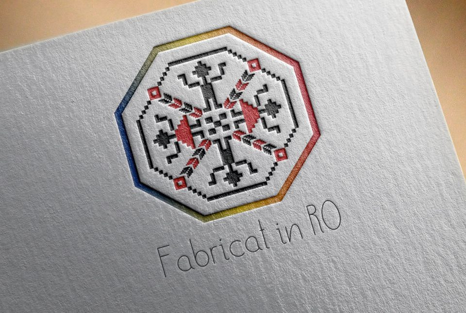 Logo Fabricat In Ro