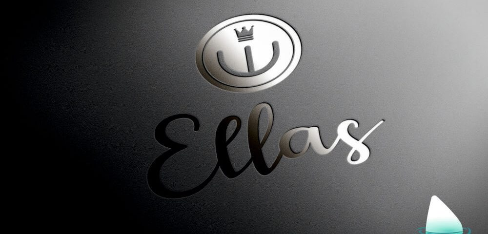 Design Logo Ellas Jewelry