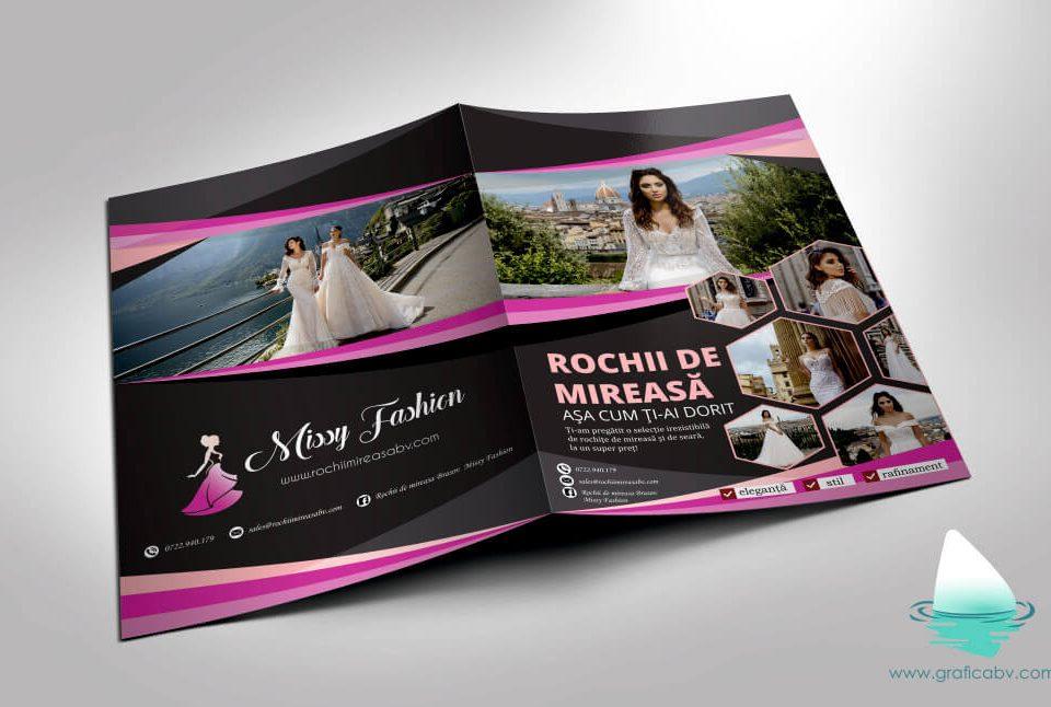 Design catalog prezentare produse