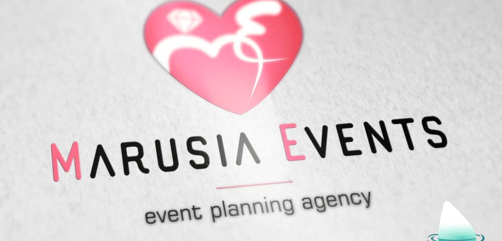 Logo Design Marusia Events