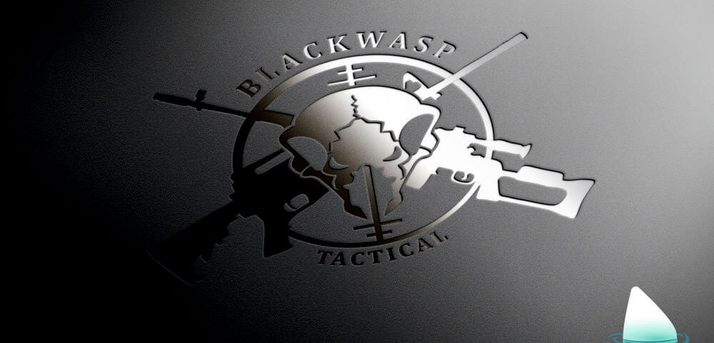 Logo design BlackWasp Tactical