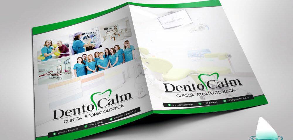 Mapa de prezentare Dentocalm