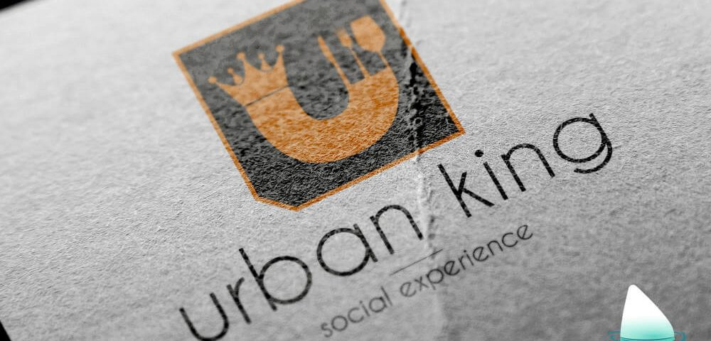 Redesign logo Urban Restaurant